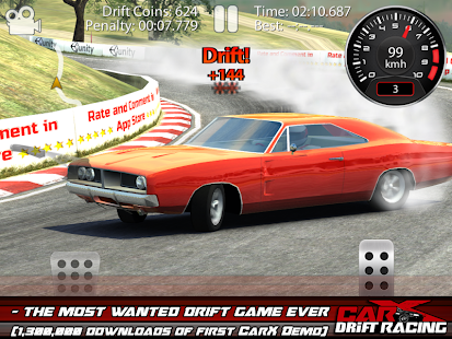 Game CarX Drift Racing Lite APK for Windows Phone