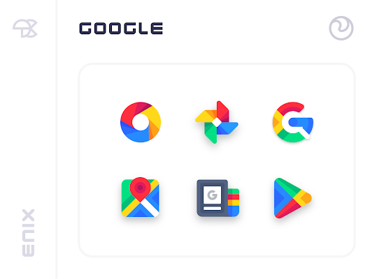 ENIX - Icon Pack Screenshot Image