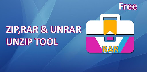 Zip Unzip, RAR Tool app (apk) free download for Android/PC