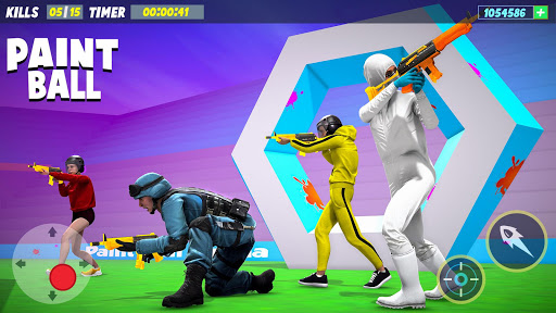 Paintball Shooter 3D 1.0.7 de.gamequotes.net 3