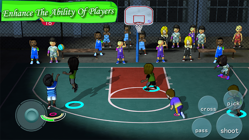 Street Basketball Association 3.1.6 screenshots 14