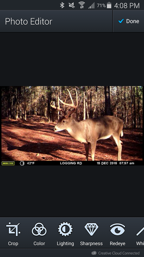 Moultrie Mobile- screenshot