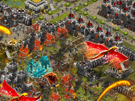 Throne Rush filehippodl screenshot 5