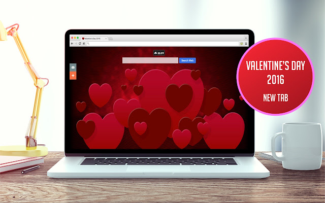 Valentine's Day 2016 New Tab