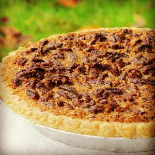 Tennessee Honey Maple Pecan Pie.