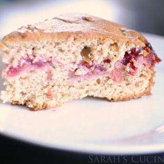 Whole Cranberry Sauce Coffee Cake Recipes