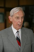 Photo: Nemes Károly, az egykori tudományos osztály vezetője