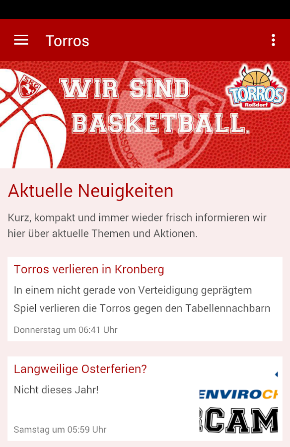 Roßdorf Torros- screenshot