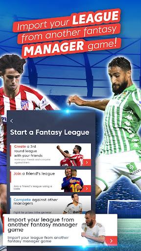 LaLiga Fantasy MARCAufe0f 2020 - Soccer Manager  screenshots 4