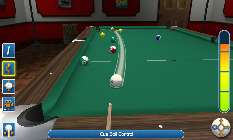 Pro Pool 2018 Screenshot 1