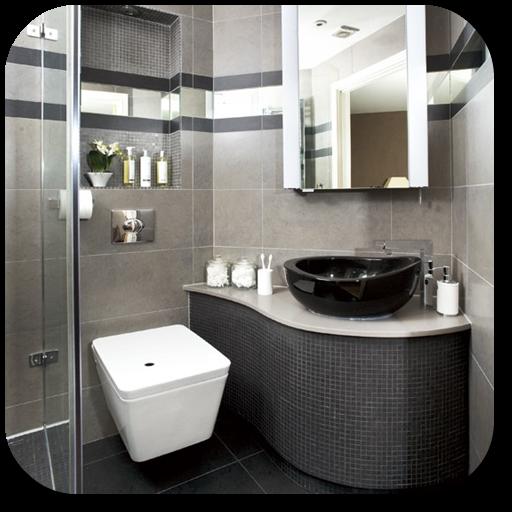 Bathroom Tiles 生活 LOGO-玩APPs