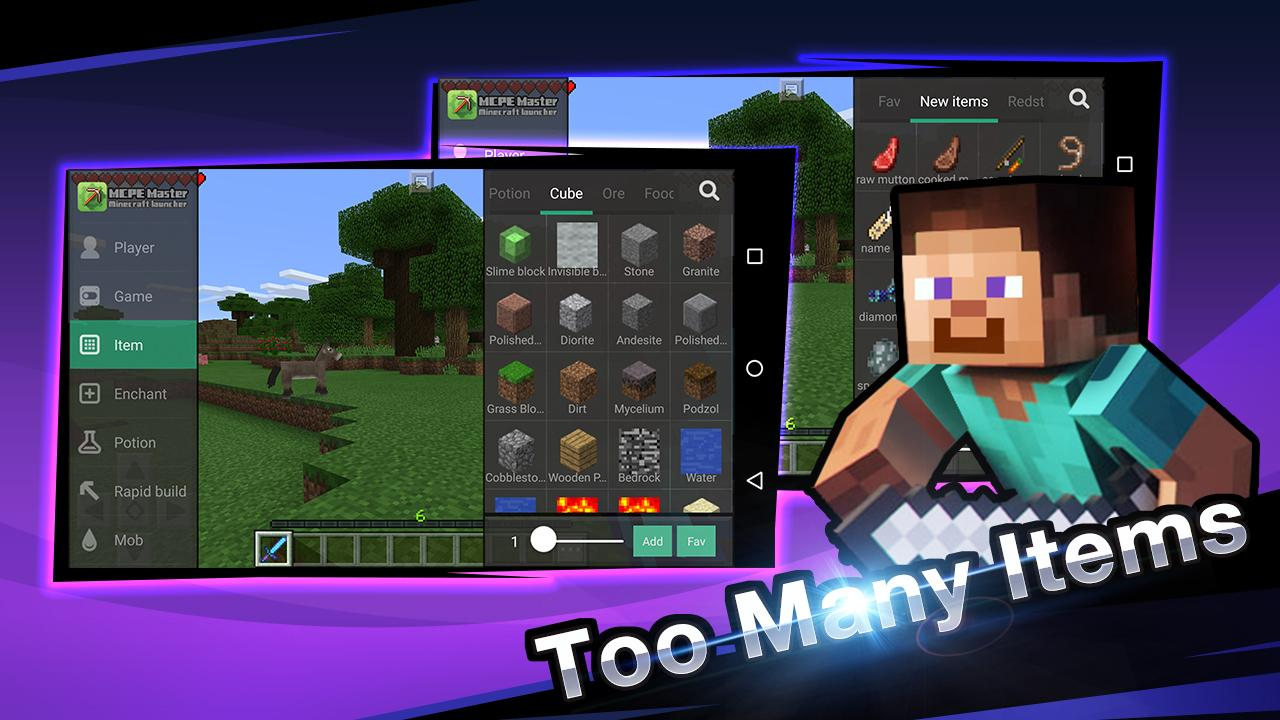 Screenshots of Master for Minecraft-Launcher for iPhone
