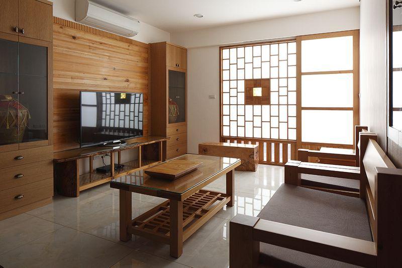 日式簡約風格強調內斂含蓄而細膩設計上也講求平靜與安定的氛圍