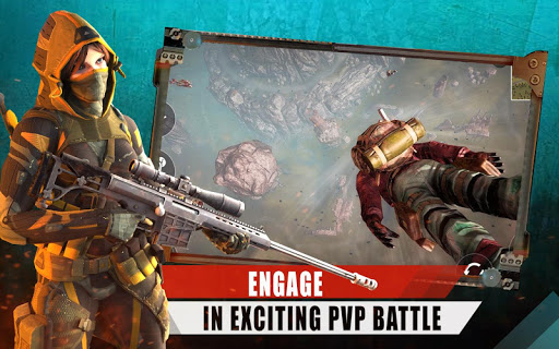 Squad Free Fire Epic Survival Battlegrounds 3D 1.1 screenshots 1