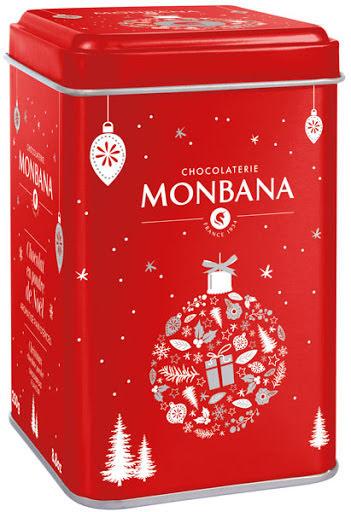 Chokladpulver med pepparkakskryddor - MONBANA Chocolate