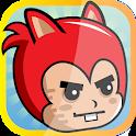 Crazy Squirrel - Escape Spikes icon