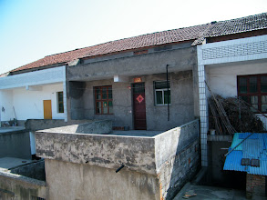 Photo: the neighbor houses of my elder sister's house.