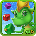 Wonder Dragons: Color Matching Adventure Puzzle icon