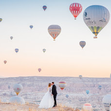Wedding photographer Pavel Gomzyakov (Pavelgo). Photo of 17.12.2017