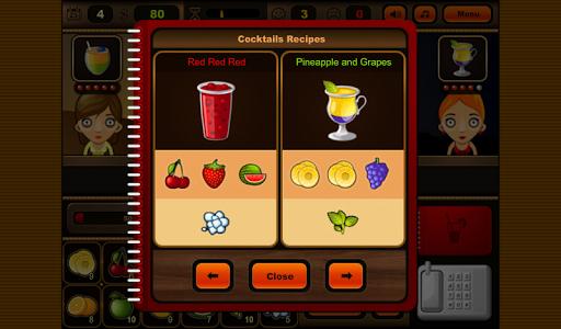 Juice Cocktail Bar