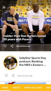 IndyStar Pacers XTRA - náhled