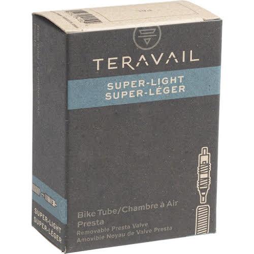 """Teravail Super Light 26"""" x  2.4-2.7"""" 32 mm Presta Valve Tube"""