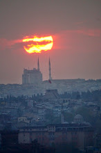 Photo: sunset from Galata tower