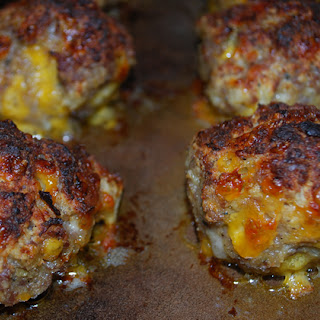 Bacon Cheddar Meatballs