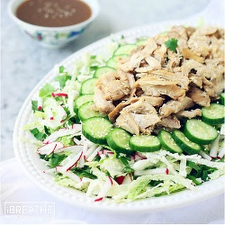 Low Carb Chinese Chicken Salad.