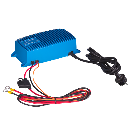 Blue Smart IP67 Charger 24/12(1+si) 230V CEE 7/7