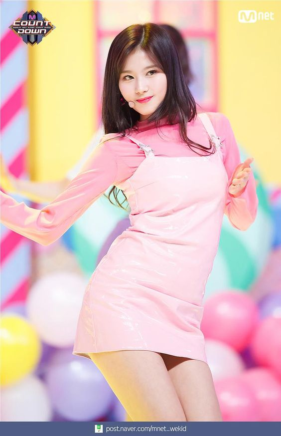 pink sana 17