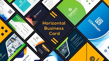 Business Card Maker - Free Visiting Card Maker