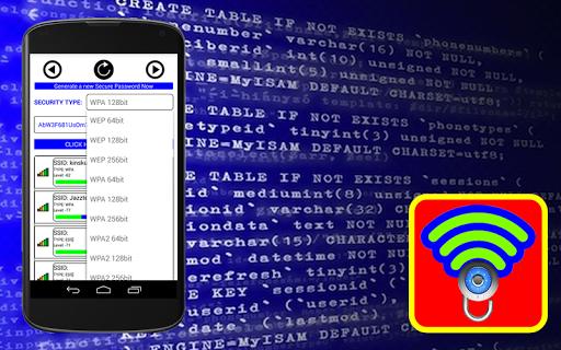 Wifi Password Pro Anti Hack 2.6 screenshots 1