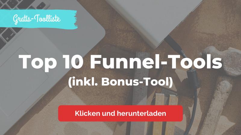 Toolliste 10 Funnel-Tools herunterladen