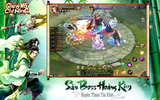 Giang Hu1ed3 Chi Mu1ed9ng - Tuyet The Vo Lam apkpoly screenshots 9