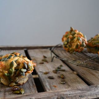 Savoury Spinach Muffins with Onions & Ricotta