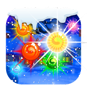 Christmas Bubble Shooter 2018: Funny Balls!