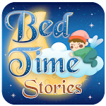 Bedtime Stories Goodnight Icon