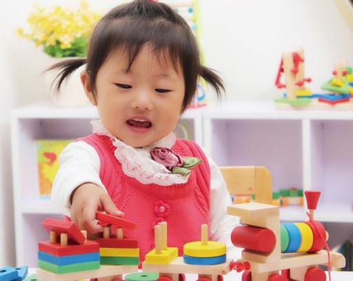 trò chơi phát triển trí tuệ cho bé