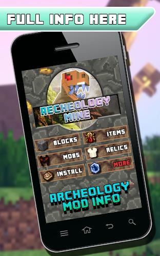 Archeology mod for Minecraft APK   APKPure ai