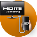 Tv Connector Phone To TV - HDMI icon