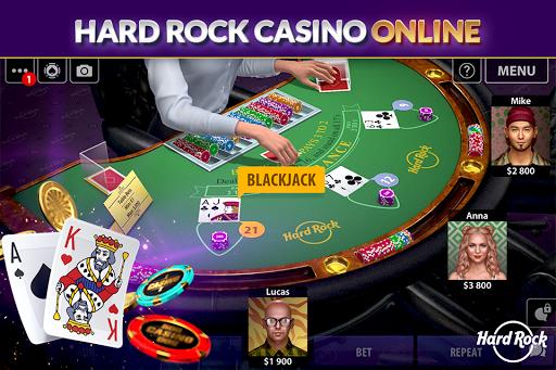 Hard Rock Blackjack & Casino screenshot 1