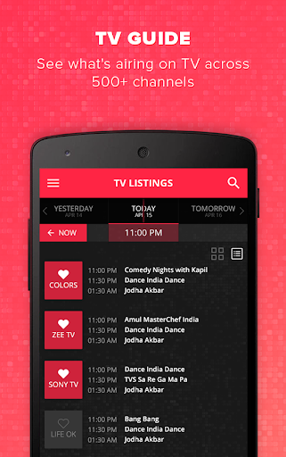 TV Times - TV Guide & TV Shows 1.2.1 screenshots 2