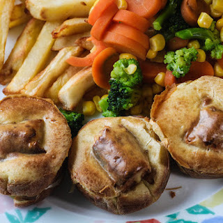 Toad In The Hole Bites.
