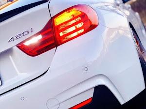 4シリーズ グランクーペ  420i M sport のカスタム事例画像 ⋆ 𝒦𝒶𝓏 𝓀𝒾𝓃𝒢⋆ さんの2018年11月27日20:16の投稿