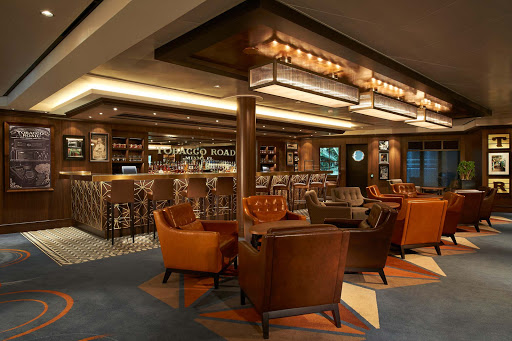 Norwegian-Escape-Tobacco-Road - Sip on specialty cocktails and drink up some local history at Tobacco Road. Known as Miami's oldest bar, it's now one of the prime lounges on Norwegian Escape.