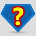 Superhero Identity Word Quiz icon