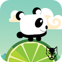 Runner Fruit-Ninja Panda icon