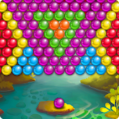 Bubble Frog Mania