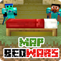 Mod Map Bedwars for MCPE icon